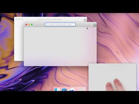 Swish — Control windows & apps.