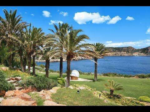 Luxury mansion first line sea on Ibiza - Luxury Villas Ibiza