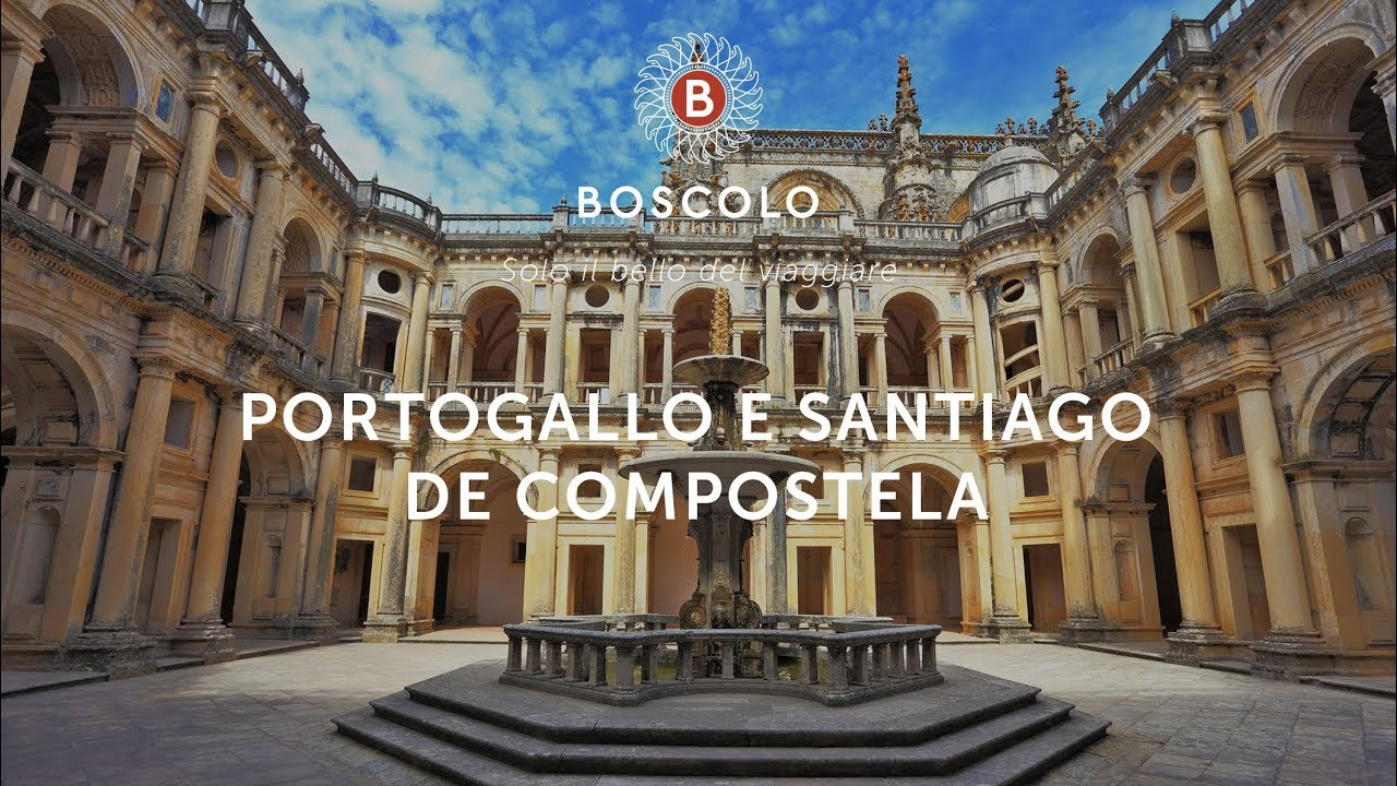 Portogallo e santiago de compostela boscolo tours youtube