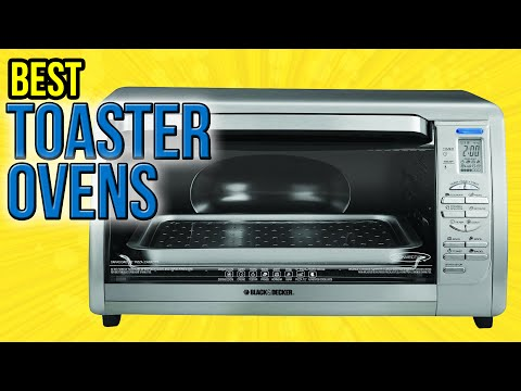 10 Best Toaster Ovens 2016