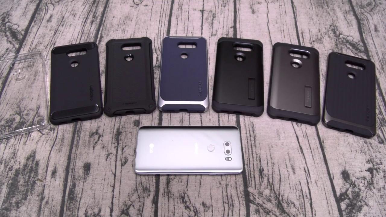 detailed look 666a3 5ec02 LG V30 Spigen Case Lineup