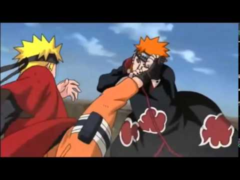 Naruto vs Pain System Of A Down   Revenga [x]  SOAD