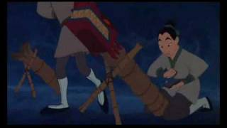 Repeat youtube video Mulan - i'll make a man out of you