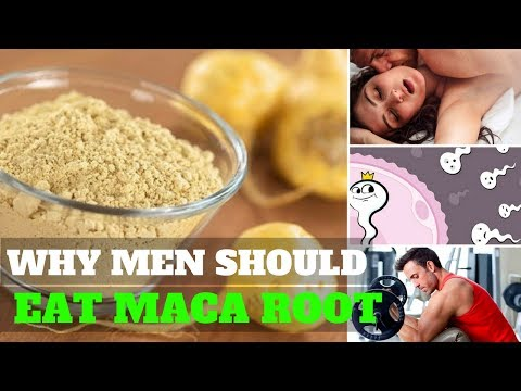 5 Amazing Benefits of MACA ROOT for MEN Which You Probably Didn't Know