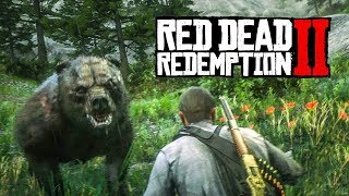 RED DEAD REDEMPTION 2 FUNNY MOMENTS #4