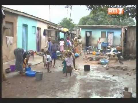 Yamoussoukro: La Famille de Diko Toké le maître du Lac aux caïmans encore sous le choc