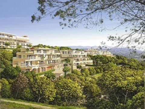 Domaine De Bellevue - Résidences Vacances De Luxe à Mandelieu