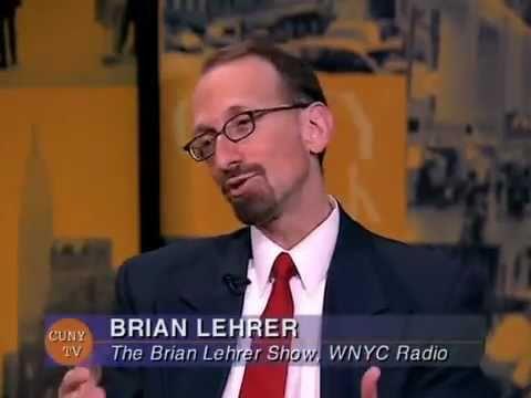 City Talk: Brian Lehrer, WNYC radio host