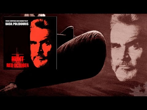 The Hunt For Red October - Complete Score