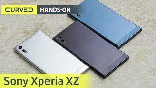 Sony Xperia XZ im Test: das Hands-on | deutsch