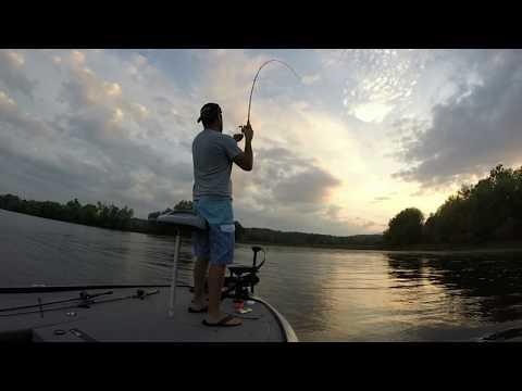 Largemouth Bass Fishing - Lake Champlain Style