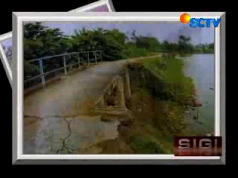 Tragedi Jumat Subuh 27 Maret 2009 Situ Gintung Part 3 Youtube