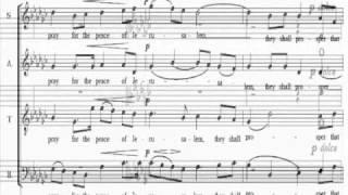 Parry-I Was Glad-Alto 2 -Score.wmv