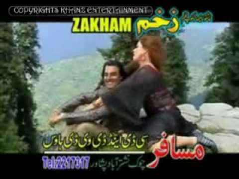 zakham pashto song