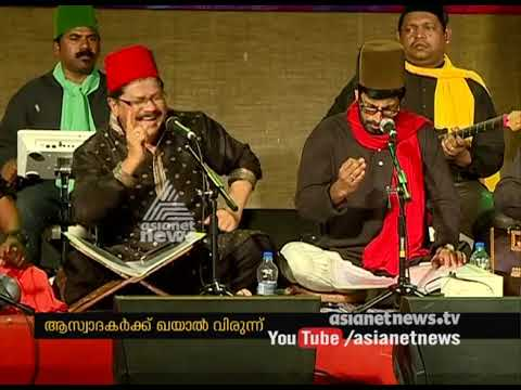 'Khayal' music concert in Thiruvananthapuram