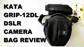 Kata DSLR Camera Holster Bag Review