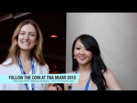 Interview With Melanie Shapiro, CEO of CryptoLabs At TNA Miami ...
