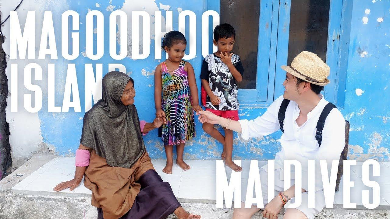 Người Dân Bản Xứ Maldives Sống Như Thế Nào? | Magoodhoo Island | Quang Vinh Passport