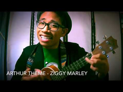 Arthur Theme - Ziggy Marley Ukulele Cover 😊🎶🎸
