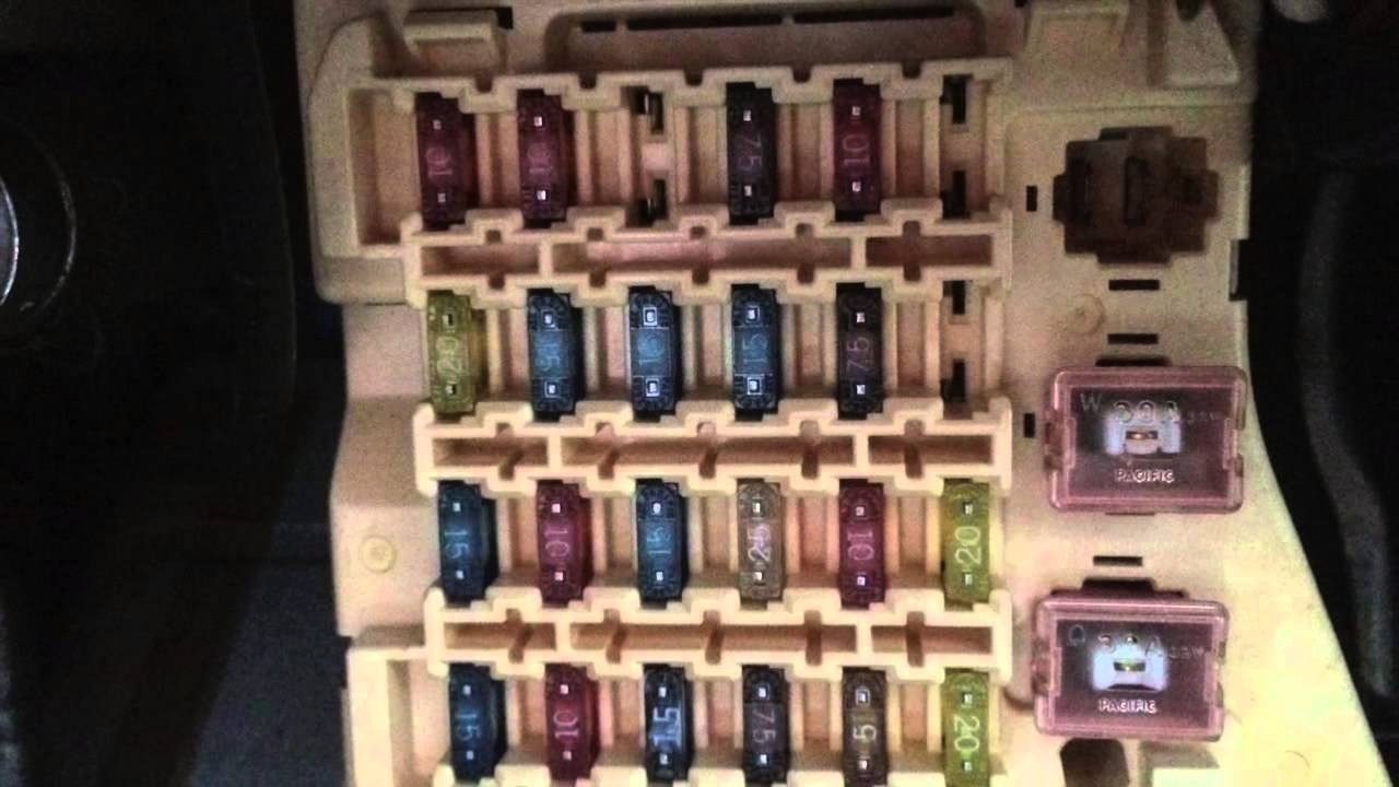 1996 ls400 shift lock switch [ 1280 x 720 Pixel ]