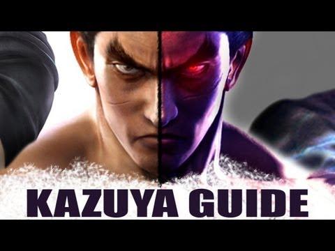 Kazuya Mishima Guide (Tekken Tag 2)