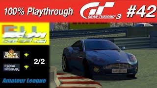 Gran Turismo 3 - #42 - European Championship 2/2 (100% PT)