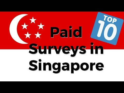 10 Best Paid Surveys in Singapore (FREE and Legit Options)