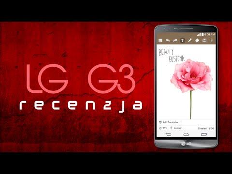 Recenzja LG G3 | TEST PL [Mobileo #98]