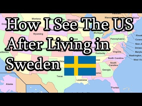How I See The US After Living In Sweden For 6 Years