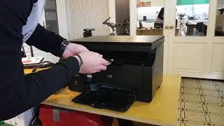 МФУ HP laserjet m1132 mfp, небольшой обзор