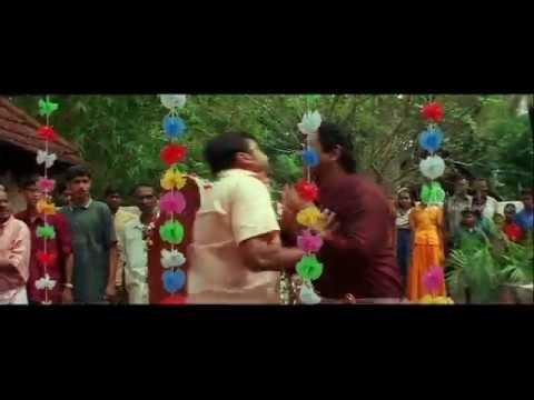 Njan Salperu Ramankutty Malayalam Movie | Jayaram Stunt Sequence | Fight Scene