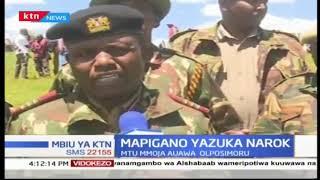 Hali ya taharuki imeshuhudiwa katika eneo la Olposimooru katika Kaunti ya Narok