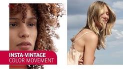 Insta-Vintage Pastel Hair Color Ideas | Wella Professionals