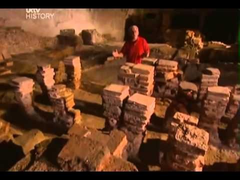 What the Romans Did For Us   Life of Luxury   Ep 1   ©BBC