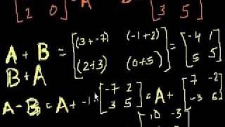 Матрицы - введение ч.2