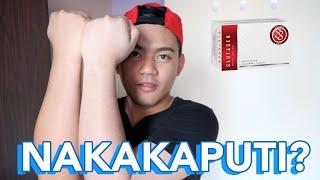Glutagen 7 Days Whitening Review    Pampaputi Sabon   Ofw Youtuber Sa Dubai   Lance Alipio