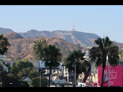 Exploring Hollywood Blvd! Cabo Wabo Cantina, Scum & Villainy Cantina, Beetle House & More!