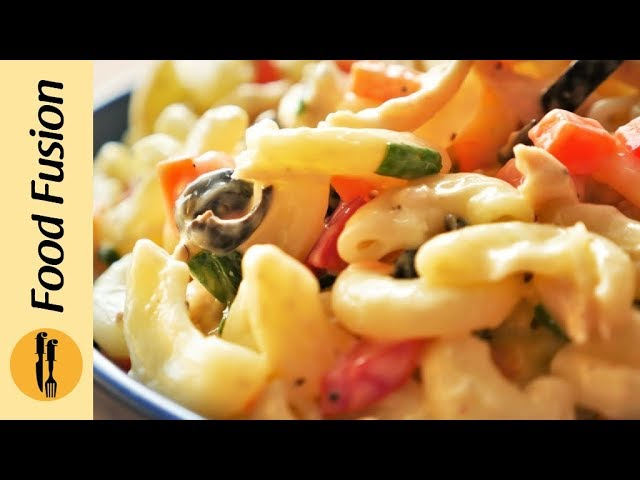 Salad Recipes By Food Fusion