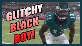 GLITCHIEST LIL BLACK BOY IN THE GAME! - Madden 16 Ultimate Team | MUT 16 XB1 Gameplay
