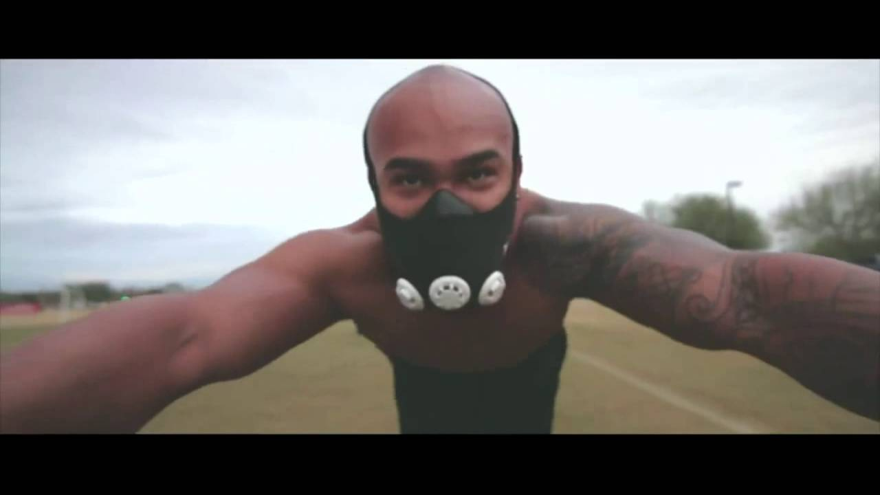 Elevation Training Mask 2.0 with Sean