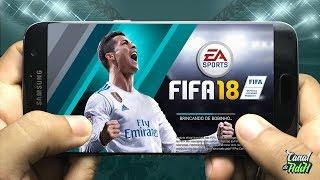 vuclip Saiiu! Fifa Mobile 18 Oficial - Conferindo Game  (Pt-Br)