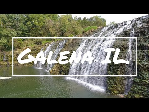 Galena IL Filmed With Drone And Osmo+