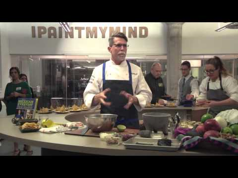 Rick Bayless - Guacamole and its Elements