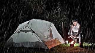 SOLO Overnight Camp iฑ Rain & Wind - MONGAR 2 Tent