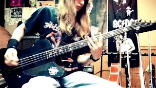 System Of A Down B Y O B Bass Cover