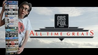 CBS/Fox Video - All Time Greats - attempting to collect the full VHS collection - classic movies