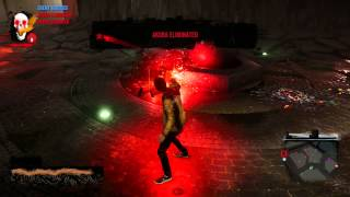inFAMOUS Second Son Free Roam - Fire In The Night