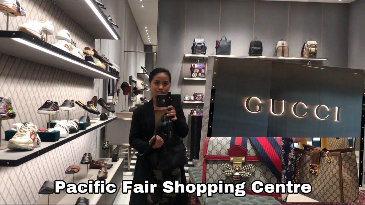 shoe shops in pacific fair