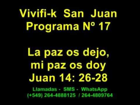Programa Nº 17 - Vivifi-k San Juan Radio