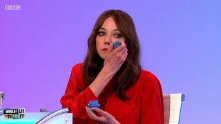 Diane Morgan's Teeth - Would I Lie to You? [HD][CC-EN,NL]